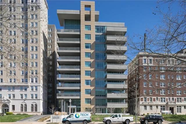 4545 Lindell Boulevard #29, St Louis, MO 63108 (#21052366) :: Realty Executives, Fort Leonard Wood LLC