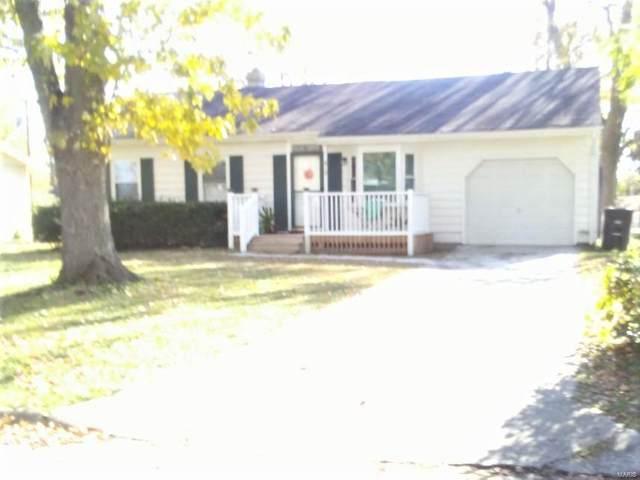 612 Saint Paul Drive, Godfrey, IL 62035 (#21052370) :: Fusion Realty, LLC