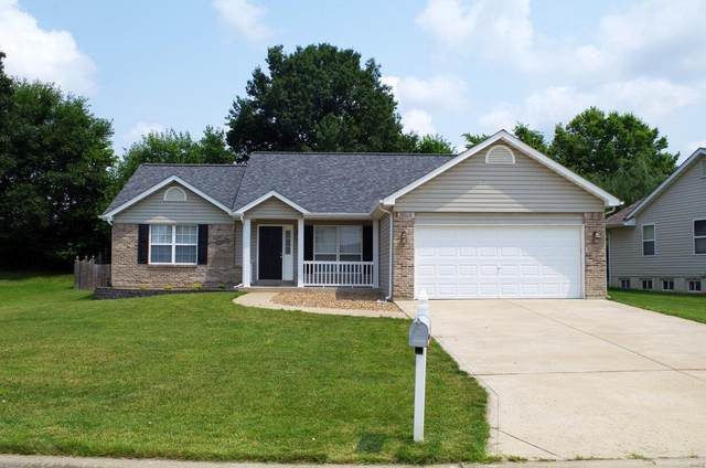 19 Glen Meadows Dr, Troy, MO 63379 (#21052371) :: St. Louis Finest Homes Realty Group