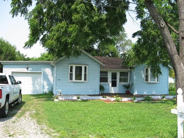 919 Sinclair Avenue, South Roxana, IL 62087 (#21052378) :: Fusion Realty, LLC