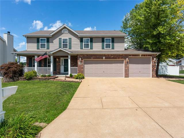 3309 Meadowfield Drive, Arnold, MO 63010 (#21052405) :: Blasingame Group | Keller Williams Marquee