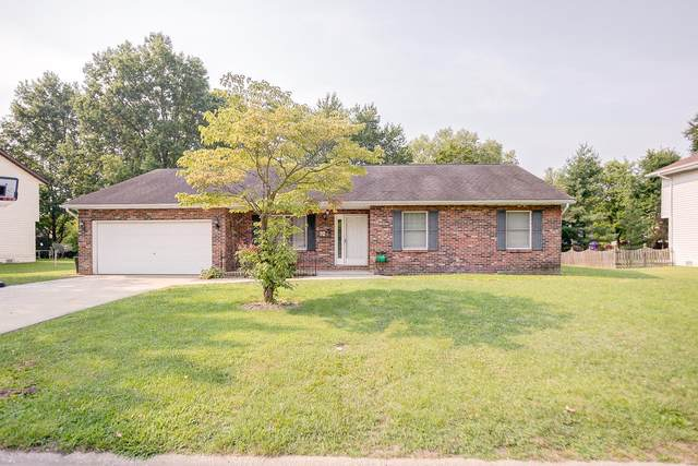 512 Green Haven Drive, Swansea, IL 62226 (#21052409) :: Clarity Street Realty