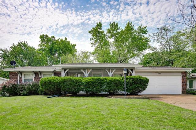 1520 Central Parkway, St Louis, MO 63031 (#21052414) :: Clarity Street Realty