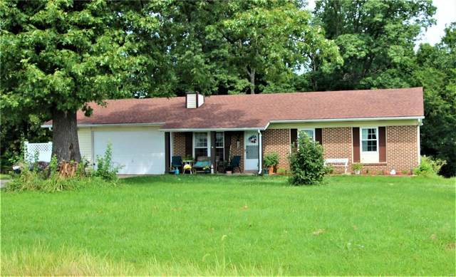 3851 Hopewell Road, Wentzville, MO 63385 (#21052419) :: Clarity Street Realty