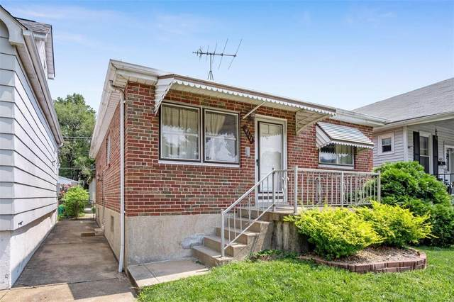 4111 Burgen Avenue, St Louis, MO 63116 (#21052457) :: Clarity Street Realty