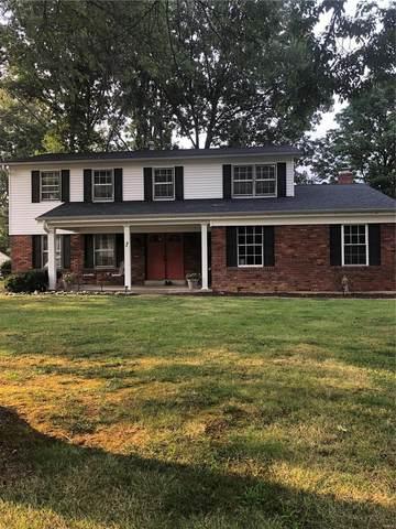 93 Breezeview Drive, Ballwin, MO 63021 (#21052459) :: PalmerHouse Properties LLC