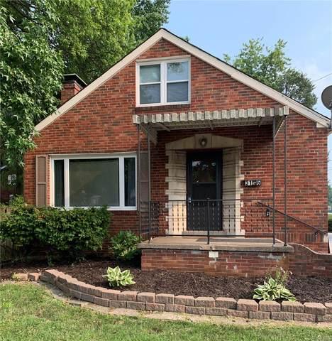 316 E Schwarz Street, Edwardsville, IL 62025 (#21052465) :: Blasingame Group | Keller Williams Marquee
