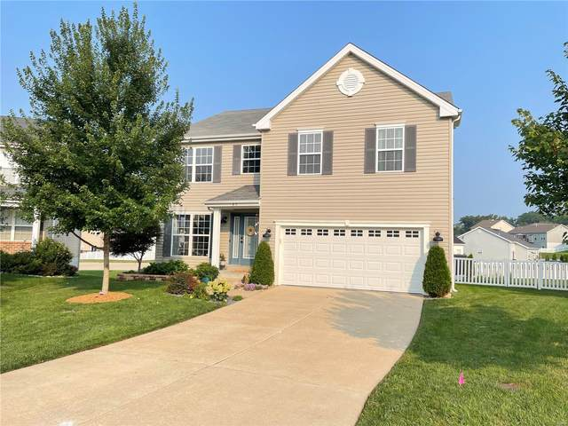 87 Brewster Ct, O'Fallon, MO 63366 (#21052467) :: PalmerHouse Properties LLC