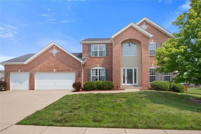 6828 Pelham Manor Drive, Fairview Heights, IL 62208 (#21052498) :: Century 21 Advantage