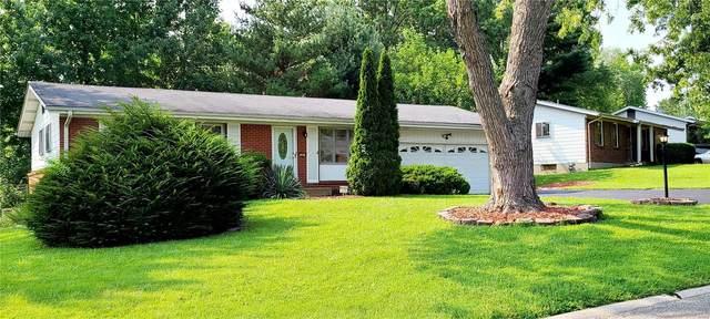1601 Hudson Road, Dellwood, MO 63136 (#21052505) :: RE/MAX Vision