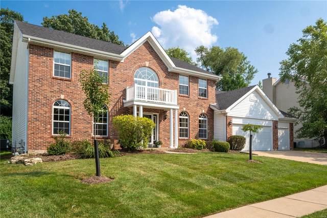 2282 Downey Terrace Drive, Ellisville, MO 63011 (#21052511) :: Innsbrook Properties