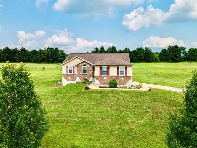 138 Tumbleweed Drive, Robertsville, MO 63072 (#21052531) :: Realty Executives, Fort Leonard Wood LLC