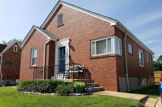 5226 Sunshine Drive, St Louis, MO 63109 (#21052534) :: Clarity Street Realty