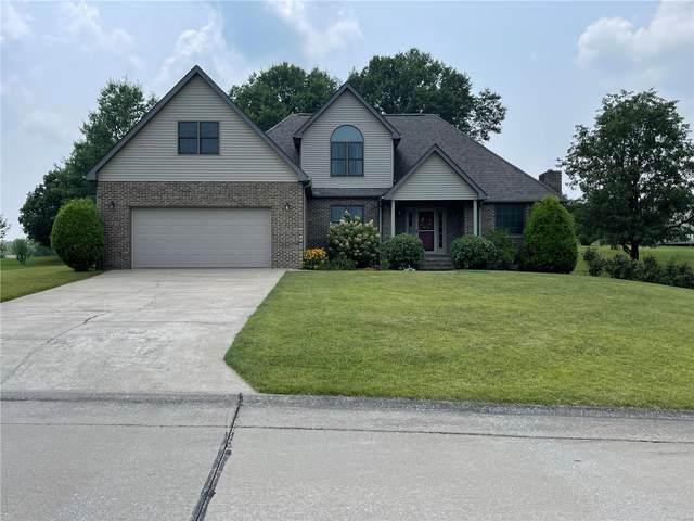 1019 Trail Ridge Drive, Jackson, MO 63755 (#21052542) :: Reconnect Real Estate