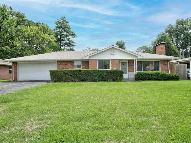 16 Joseph, Fairview Heights, IL 62208 (#21052551) :: Fusion Realty, LLC