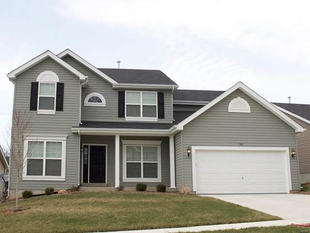 1 Sequoia At Bridle Path, Ballwin, MO 63021 (#21052573) :: Clarity Street Realty