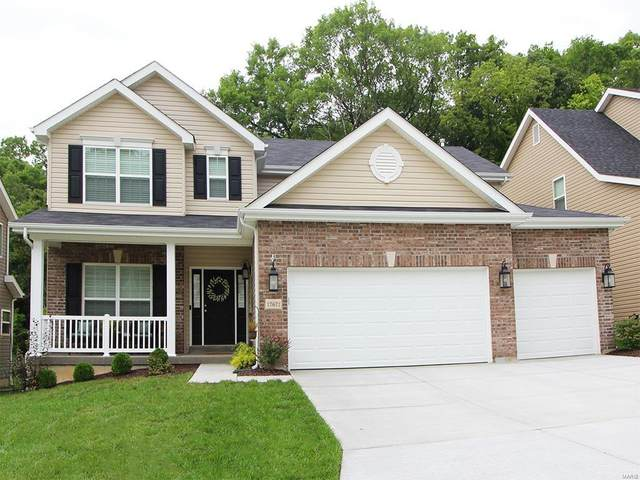 1 Nottingham At Bridle Path, Ballwin, MO 63021 (#21052583) :: Clarity Street Realty
