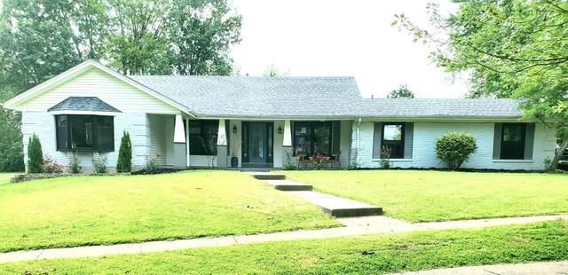 527 Hickory View Lane, Ballwin, MO 63011 (#21052613) :: PalmerHouse Properties LLC