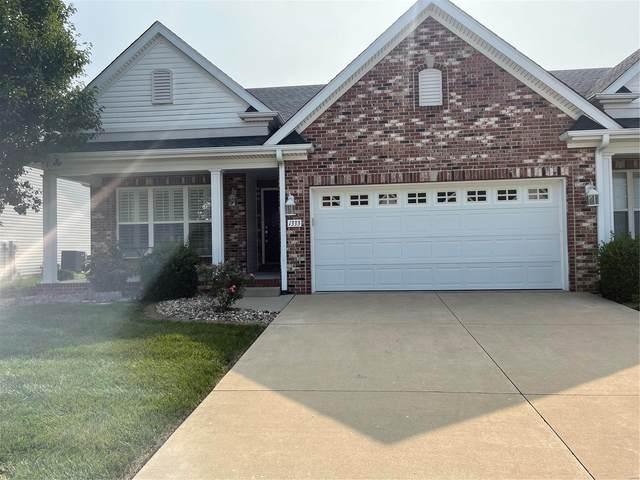1333 Magnolia Lane, Jerseyville, IL 62052 (#21052620) :: Parson Realty Group