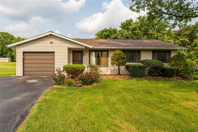 3626 Blecha Rd., Imperial, MO 63052 (#21052638) :: Parson Realty Group