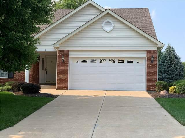 1 Mcgregor Court, Dardenne Prairie, MO 63368 (#21052648) :: PalmerHouse Properties LLC