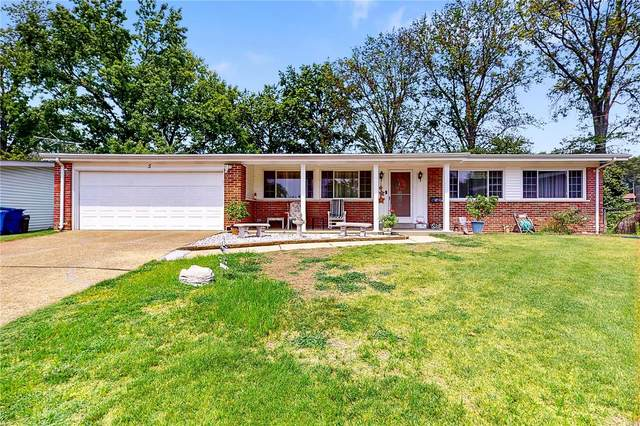 5 Lancer Court, Florissant, MO 63033 (#21052661) :: Clarity Street Realty