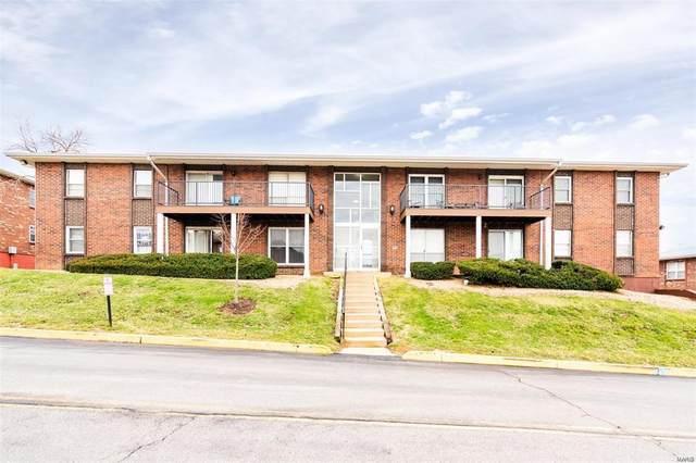 10344 Forest Brook Lane C, St Louis, MO 63146 (#21052667) :: Jenna Davis Homes LLC