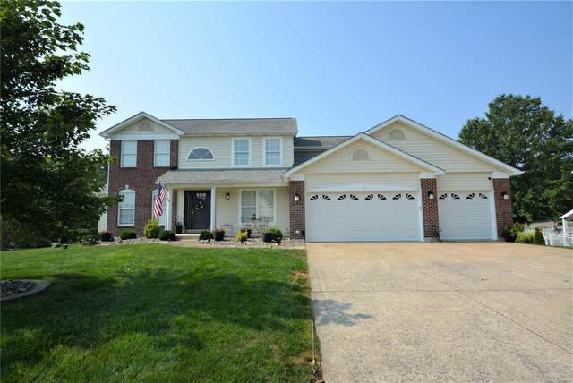 2310 Fox Hound Court, Lake St Louis, MO 63367 (#21052668) :: PalmerHouse Properties LLC