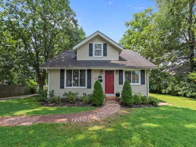 2543 Rockford Avenue, St Louis, MO 63144 (#21052682) :: PalmerHouse Properties LLC