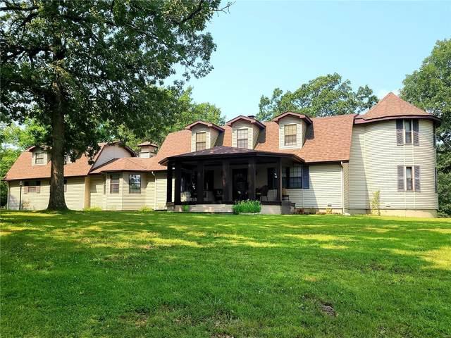 24185 Sweet Lane, Waynesville, MO 65583 (#21052684) :: Walker Real Estate Team