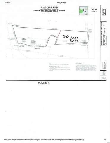 450 Hillsboro Road, High Ridge, MO 63049 (#21052685) :: St. Louis Finest Homes Realty Group