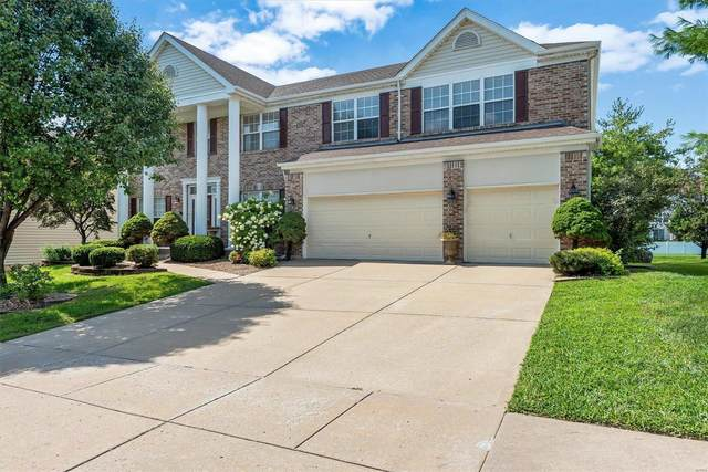 3509 Sutton Drive, Saint Charles, MO 63301 (#21052694) :: St. Louis Finest Homes Realty Group