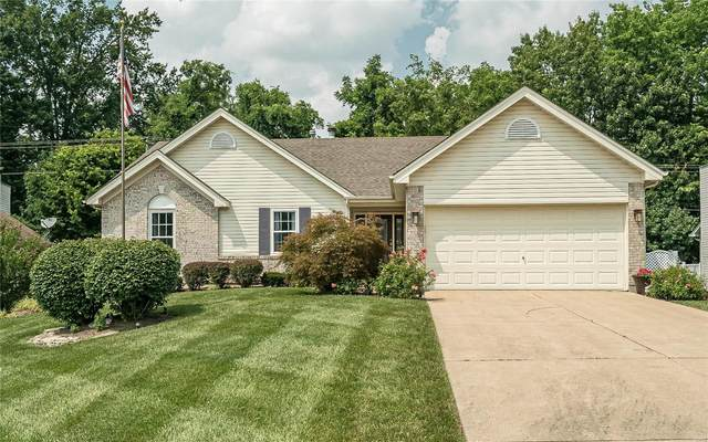 935 Squirrels Nest Court, Saint Charles, MO 63303 (#21052697) :: Clarity Street Realty