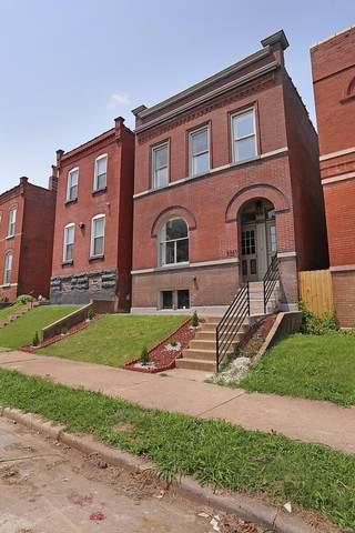 3321 Ohio Avenue, St Louis, MO 63118 (#21052705) :: Realty Executives, Fort Leonard Wood LLC