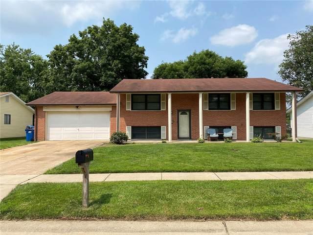 11796 Benedetta Drive, Bridgeton, MO 63044 (#21052712) :: Reconnect Real Estate