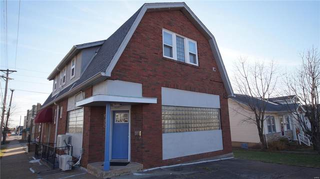 6200 Hoffman Avenue, St Louis, MO 63139 (#21052720) :: Reconnect Real Estate