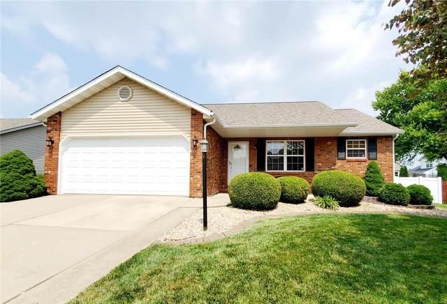 59 Julie Drive, Glen Carbon, IL 62034 (#21052743) :: Blasingame Group | Keller Williams Marquee