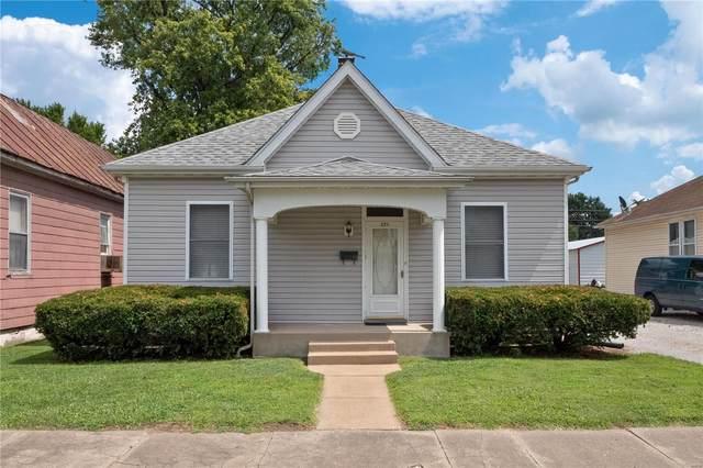 224 N 3rd Street, Dupo, IL 62239 (#21052754) :: Jenna Davis Homes LLC