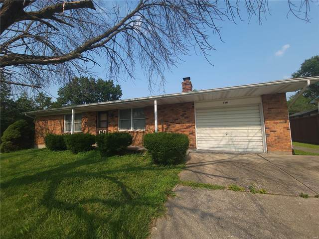 710 Kent Drive, Wentzville, MO 63385 (#21052777) :: Parson Realty Group