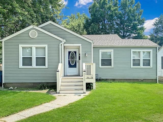 826 Bond Avenue, Collinsville, IL 62234 (#21052799) :: Blasingame Group | Keller Williams Marquee