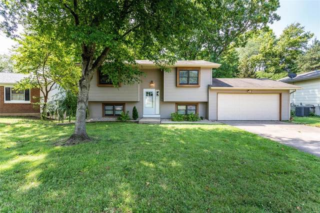 538 Trails End, Glen Carbon, IL 62034 (#21052802) :: Clarity Street Realty