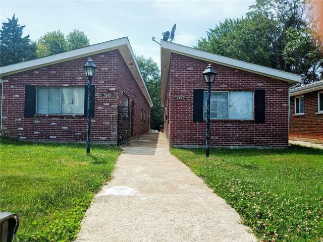 2643 Dalton Avenue, St Louis, MO 63139 (#21052804) :: Reconnect Real Estate