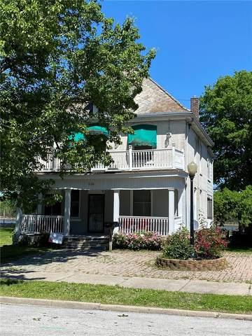 334 S Spanish Street, Cape Girardeau, MO 63703 (#21052806) :: Realty Executives, Fort Leonard Wood LLC