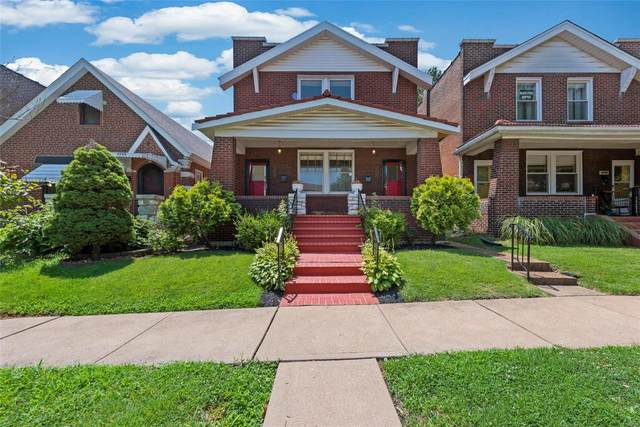 4944 Sutherland Avenue, St Louis, MO 63109 (#21052809) :: St. Louis Finest Homes Realty Group