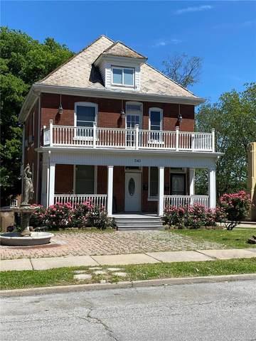 340 S Spanish Street, Cape Girardeau, MO 63703 (#21052810) :: Realty Executives, Fort Leonard Wood LLC