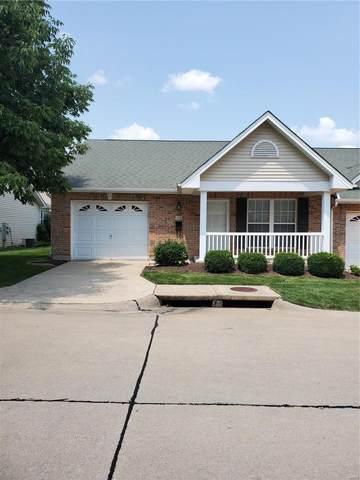 116 Green Gables, Wentzville, MO 63385 (#21052824) :: PalmerHouse Properties LLC