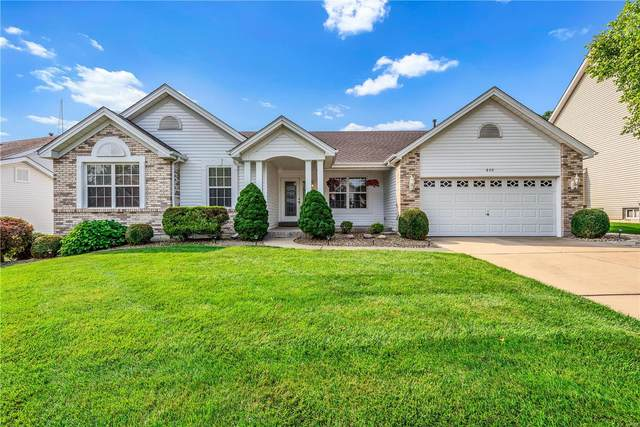 820 Honeywood, Lake St Louis, MO 63367 (#21052834) :: PalmerHouse Properties LLC