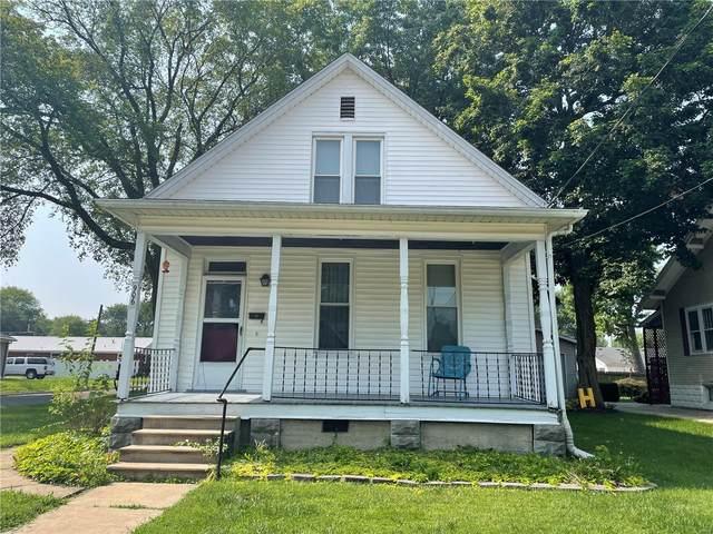 906 W Saint Louis Street, NASHVILLE, IL 62263 (#21052839) :: Reconnect Real Estate