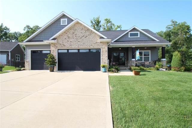1427 Crimson King Way, Troy, IL 62294 (#21052840) :: Parson Realty Group