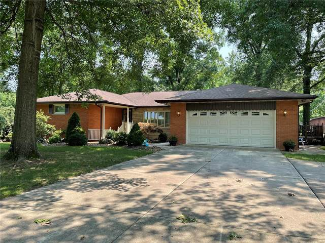 13822 Saint Rose Road, Highland, IL 62249 (#21052859) :: Parson Realty Group